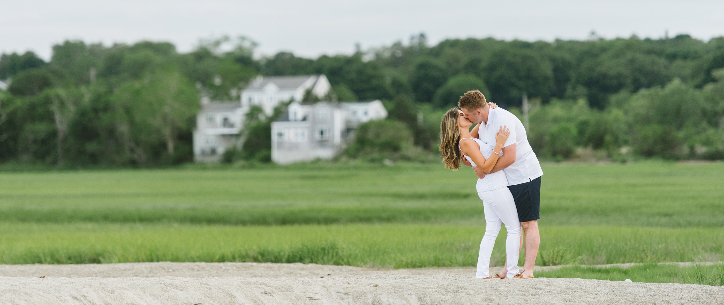 COURTNEY + JAMES | SCITUATE ENGAGEMENT