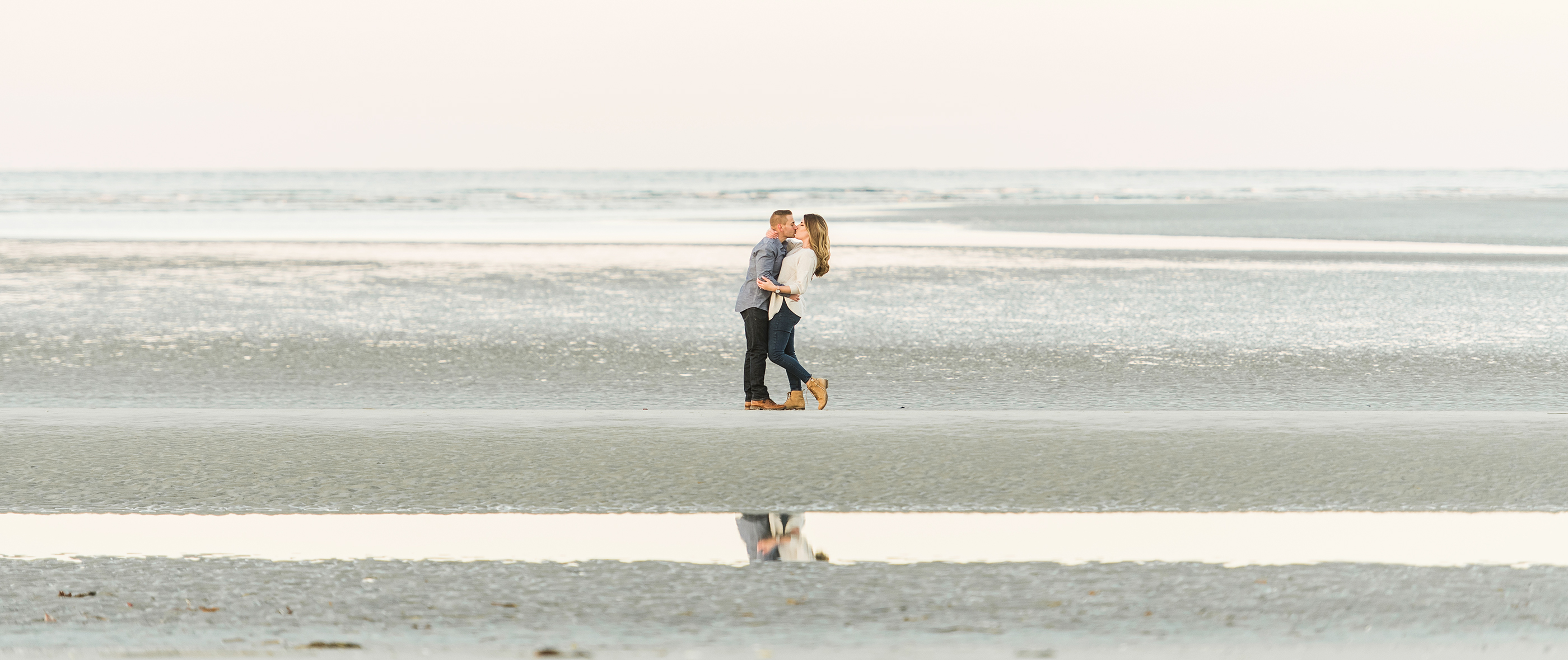 NICOLE + JASON | GLOUCESTER ENGAGEMENT