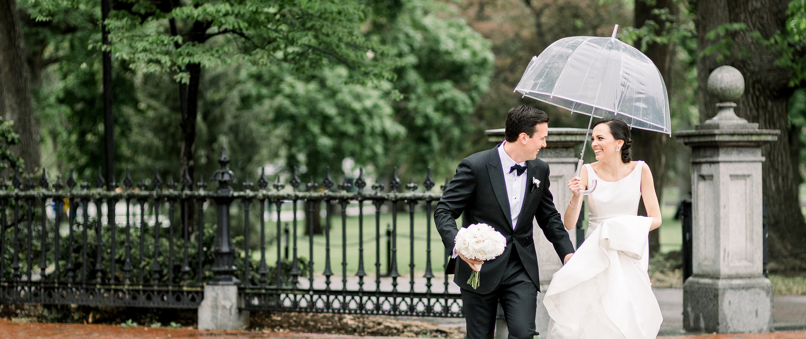 MAUREEN + ALEX | OMNI PARKER HOUSE WEDDING WEDDING